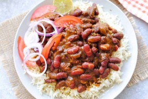 rajma-rice